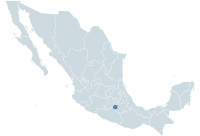 Mexico map, MX-MOR.svg