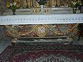 Mialet (Dordogne) église autel (1).JPG