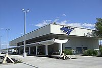 Miami Amtrak station and platform, February 2008.jpg