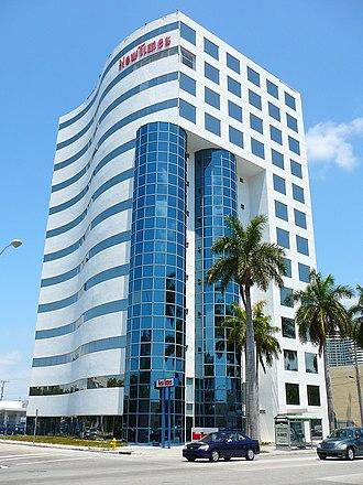 Edgewater (Miami) - The Miami New Times headquarters