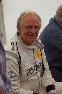 Michael Bleekemolen Dutch racing driver