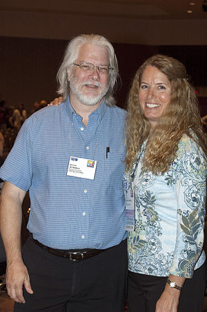 International Society for Computational Biology - Image: Michael Gribskov ISMB 2012