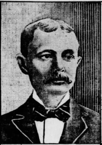 Michael Kenna - Alderman Kenna in 1901