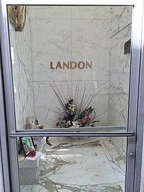 Michael Landon Grave.JPG