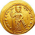 Michael VI tetarteron (reverse).jpg