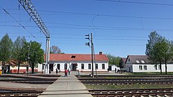 Michanavičy railway station (1).jpg