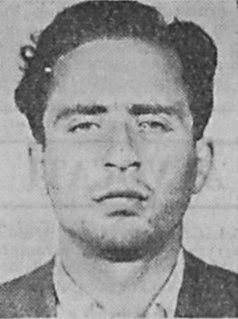 Michele Cavataio Italian Mafia member