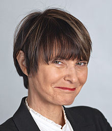 Photo officielle de Micheline Calmy-Rey en 2011.