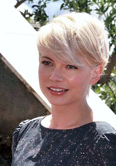 Michelle Williams Cannes 2010