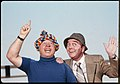 Mickey Rooney, Peter Leeds in Sugar Babies.jpg