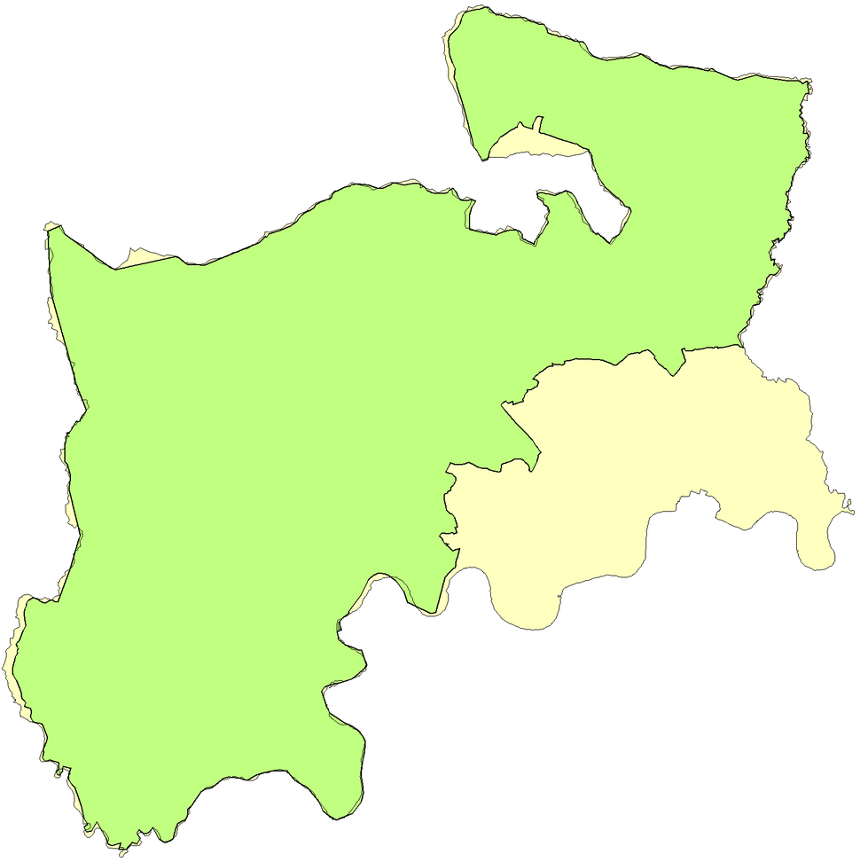 Middlesex 1851 and 1911