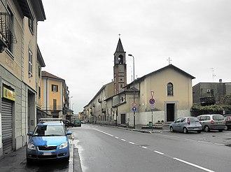 Ortica - Image: Milano quartiere Ortica