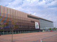 Millennium Point -front -Birmingham -UK.JPG