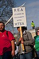 Milwaukee Public School Teachers and Supporters Picket Outside Milwaukee Public Schools Adminstration Building Milwaukee Wisconsin 4-24-18 1132 (26864819707).jpg