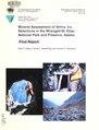 Mineral assessment of Ahtna, Inc., selections in the Wrangell-St. Elias National Park and Preserve, Alaska v.1 (IA mineralassessmen1700meye).pdf