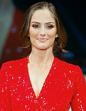 Minka Kelly - Kelly at The Heart Truth's Red Dress Collection 2012