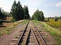 Minsk - Sialickaha street - 49 and railroad.jpg