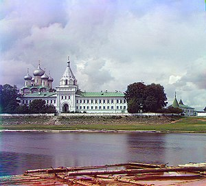 Kostroma - Ipatiev Monastery gives its name to the Hypatian Codex of the Russian Primary Chronicle