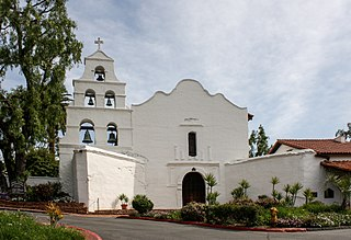 first Franciscan mission in California