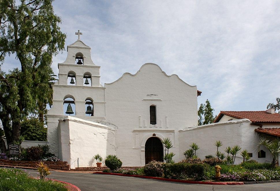 Mission San Diego de Alcal%C3%A1 - church