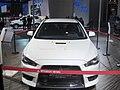 Mitsubishi Lancer Evolution X CN-Spec in the 10th Guangzhou Autoshow 02.jpg