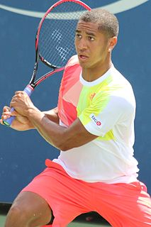 Michael Mmoh American tennis player