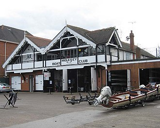 Molesey Boat Club - Image: Molesey Boat Club