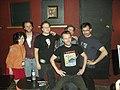 Molly Lewis, Mike Phirman, Paul, Chris Hardwick, Eric Schwartz, Storm (5132802061).jpg