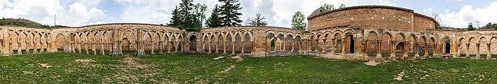 Monasterio de San Juan de Duero, Soria, España, 2017-05-26, DD 08-17 PAN.jpg
