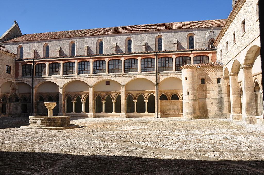 Monasterio de las Huelgas, Claustro de San Fernando.JPG