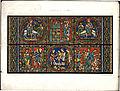 Monografie de la Cathedrale de Chartres - Atlas - Vitrail de la vie de Jesus Christ Feuille C - Chromo-lithographie.jpg
