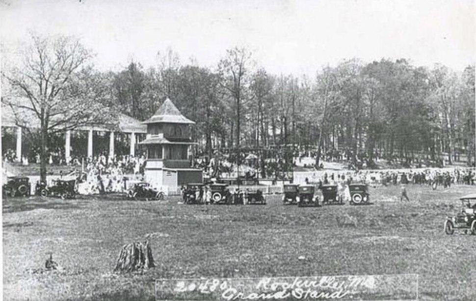 Montgomery County Fair, Maryland (1917)
