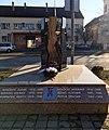 Monument to the victims of NATO bombing, Stara Pazova.jpg