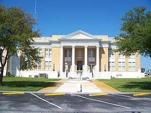Glades County Courthouse - Glades County Courthouse