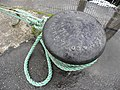 Mooring post, Buncrana - geograph.org.uk - 2595481.jpg