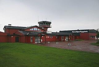 Mora–Siljan Airport airport serving Mora, Sweden