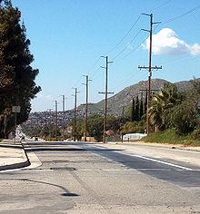 The Rancho Belago area of Moreno Valley,