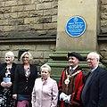 Morley plaque unveiling.jpg
