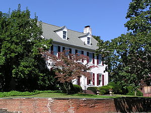Morris Mansion and Mill - Image: Morris Mansion & Mill (3)