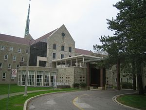 Tyndale University College and Seminary - Tyndale University College and Seminary, formerly the Morrow Park Motherhouse of the Sisters of St. Joseph