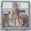 Mosaico di un giovane come mese di giugno, III secolo dc..JPG