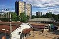 Moscow, Chukhlinka railway platform (31178884562).jpg
