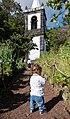 Mother and toddler at the old Urzelina belltower, destroyed in an eruption, São Jorge, Azores, Portugal (PPL1-Corrected) julesvernex2.jpg