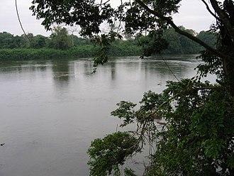 Ngounié River - Ngounié River
