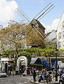 Moulin de la Galette, Paris 12 October 2012.jpg
