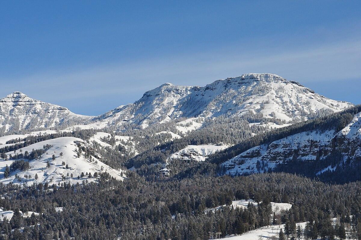 Mount Norris - Wikipedia