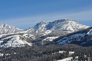 Mount Norris mountain in United States of America
