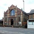 Mount Carmel Baptist Church, Caerphilly - geograph.org.uk - 2416212.jpg