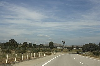 Mullengandra, New South Wales Town in New South Wales, Australia