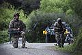 Multinational forces tackle Exercise Kiwi Koru challenges 141114-F-AD344-258.jpg